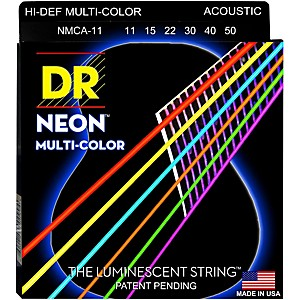 DR-Strings-Hi-Def-NEON-Multi-Color-Coated-Medium-Lite-Acoustic-Guitar-Strings-Standard