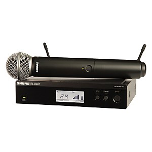 Shure-BLX24R-SM58-Wireless-System-with-Rackmountable-Receiver-and-SM58-Microphone-Capsule-frequency-H8