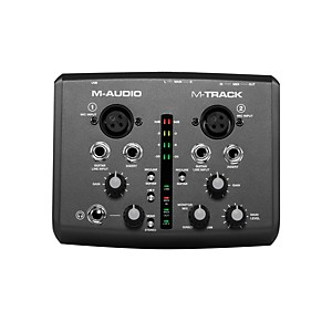 M-Audio-M-Track-with-Ignite-Standard