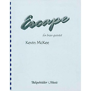 Carl-Fischer-Escape--Book---Sheet-Music--Standard