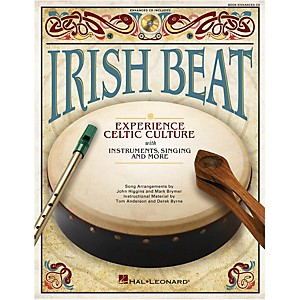 Hal-Leonard-Irish-Beat-Teacher-Book-Enhanced-CD-Standard