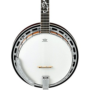 Ibanez-B200-5-String-Banjo-Natural-Closed-Back