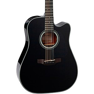 Takamine-G-Series-GD30CE-Dreadnought--Cutaway-Acoustic-Electric-Guitar-Gloss-Black