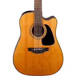 Takamine-G-Series-Dreadnought-Solid-Top-Cutaway-12-String-Acoustic-Electric-Guitar-Natural