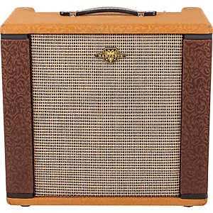 Fender-Ramparte-9W-1x12-Dual-Channel-Tube-Guitar-Combo-Amp-2-Color-Chocolate---Copper-with-Wheat-Grille
