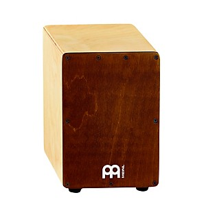 Meinl-Mini-Cajon-with-Birch-Frontplate-Light-Brown