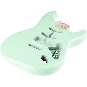 Fender-USA-Stratocaster-HSS-Alder-Body-Vintage-Bridge-Mount-Surf-Green