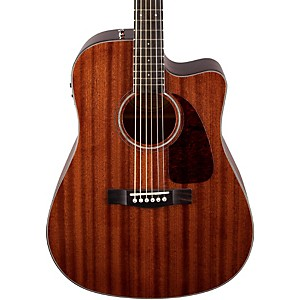 Fender-CD-140SCE-All-Mahogany-Acoustic-Electric-Guitar-Natural