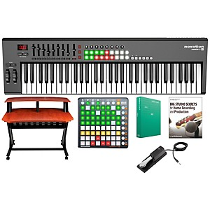 Novation-Launchkey-61-Keyboard-Controller-Package-2-Standard