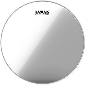 Evans-G12-Clear-Batter-Drumhead-12-Inch
