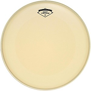 Aquarian-Deep-Vintage-II-Bass-Drumhead-with-Super-Kick-18-Inch