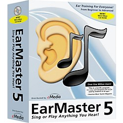 eMedia EarMaster School 5 CD-Rom - Site License (EM11084)