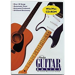 eMedia Guitar Basics CD-ROM (EG08013)