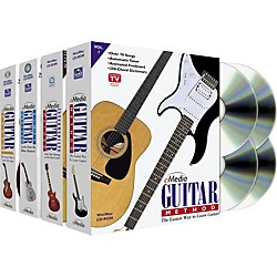 eMedia Guitar Collection 4 CD-ROM Set (EG02071)