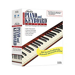 eMedia Intermediate Piano & Keyboard Method v2.0 (EK03121)