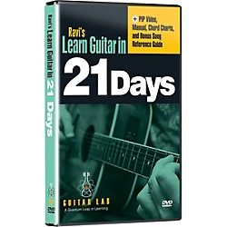 eMedia Learn Guitar in 21 Days (DVD) (TF08091)
