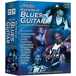 eMedia Master of Blues Guitar CDROM (EG10131)