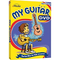 eMedia My Guitar DVD (DG09091)