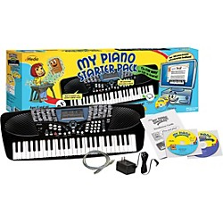 eMedia My Piano Starter Pack for Kids (EK05103)