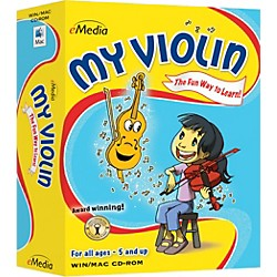 eMedia My Violin (CD-ROM) (EV12090)