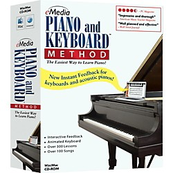 eMedia Piano & Keyboard Method Version 3.0 (EK02101)