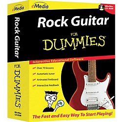 eMedia Rock Guitar For Dummies CD-ROM (FD06101)
