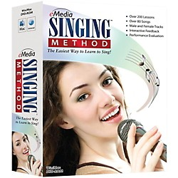 eMedia Singing Method DVD-ROM (ES02121)