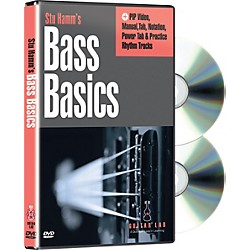 eMedia Stu Hamm U: Bass Basics (2-DVD Set) (TF10116)