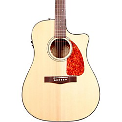 fender CD 280SCE Dreadnought Cutaway Acoustic-Electric Guitar (0961510021)