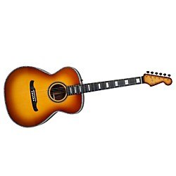 fender Custom Shop Newporter Acoustic Guitar (0960246999)