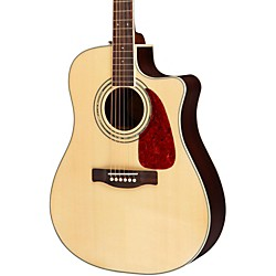 fender DG200SCE Acoustic-Electric Guitar with Rosewood Back and Sides (0961513021)