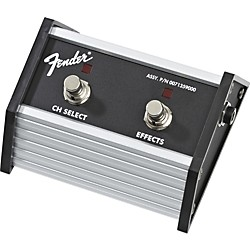 fender FM65DSP and Super-Champ XD Footswitch (007-1359-000)