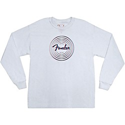 fender Forever Loud 3-D Long Sleeve Shirt (9101322506)