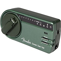 fender GT-1000 Green Kinetic Tuner (023-9979-001)