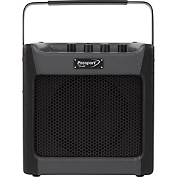 fender Passport Mini 7W 1x8 Battery Powered Acoustic Guitar Combo with Effects (0694600000)