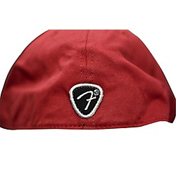 fender Red Script Logo Stretch Cap (9106000309)