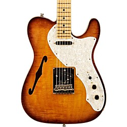 fender Select Thinline Telecaster Electric Guitar (USED004001 0170317833)