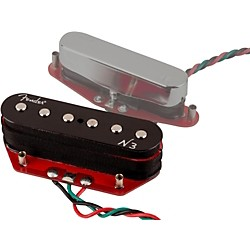 fender Single N3 Noiseless Tele Bridge Pickup (099-3116-001)