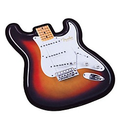 fender Stratocaster Body Mouse Pad (9190560116)