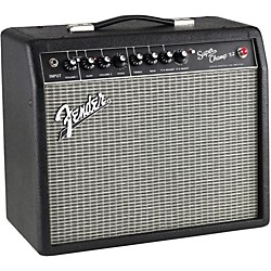 fender Super-Champ X2 15W 1x10 Tube Guitar Combo Amp (2223000000)