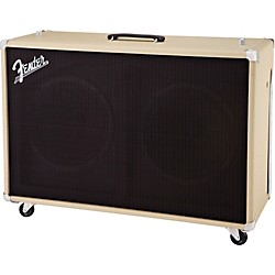fender Super-Sonic 60 60W 2x12 Guitar Speaker Cabinet (2161200410)
