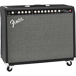 fender Super-Sonic Twin 100W 2x12 Tube Guitar Combo Amp (USED004000 2162000000)