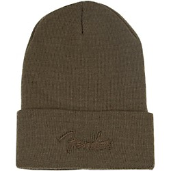 fender Watchcap Knit Logo Beanie (9106626406)