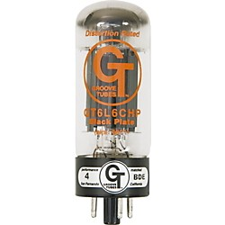 groove tubes Gold Series GT-6L6-CHP Matched Power Tubes (GT-6L6-C DUET LOW)