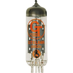 groove tubes Gold Series GT-EL84-R Matched Power Tubes (GT-EL84-R DUET LOW)