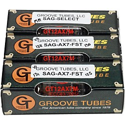 groove tubes SAG-FST Fender Soft Touch Preamp Tube Changing Kit (SAG-FST)