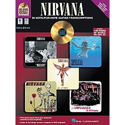 iSong Nirvana - 30 Note-For-Note Guitar Transcriptions (CD-ROM) (451069)