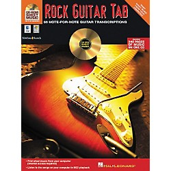 iSong Rock Guitar Tab (CD-ROM) (451066)