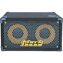 markbass Traveler 102P Rear-Ported Compact 2x10 Bass Speaker Cabinet (USED004484 PF100.001)
