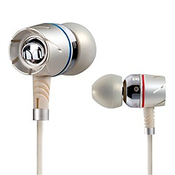 monster Turbine Pearl High Performance In-Ear Speakers with ControlTalk (129513)